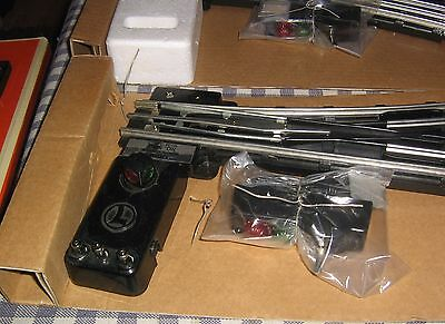 O-Scale,Lionel Remote Control 072 Left-Hand Switch,O-27 Gauge Track,6-5166,New