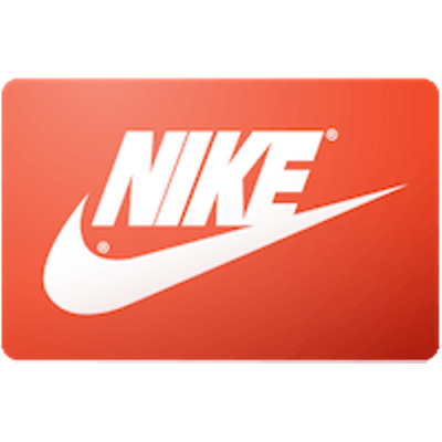 Nike Gift Card $50.00 Value, Only $48.50! Free Shipping!