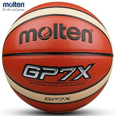 Molten GP7X 7 PU men's basketball indoor basketball training official