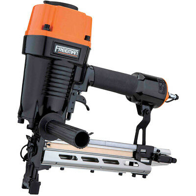 Freeman PFS9 9-Gauge 2 in. Pneumatic Fencing Stapler w/ Quick-Release Nose New