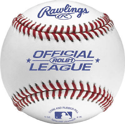 RAWLINGS SPORT GOODS CO - Official League Baseball