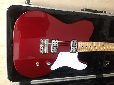 Fender Cabronita with USA upgrades and hardcase