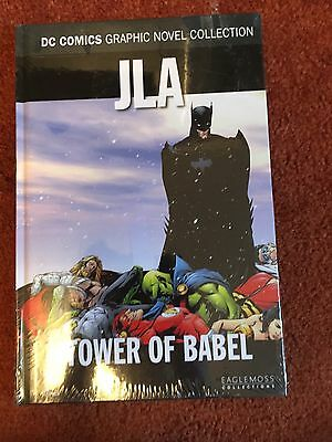 DC COMICS GRAPHIC NOVEL COLLECTION - Volume 4 - JLA Tower Of Babel