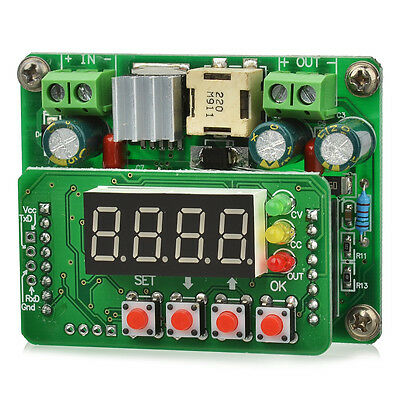 1pc Green B3603 DC-DC Voltage Step Down LED Driver Power w/Digi Display
