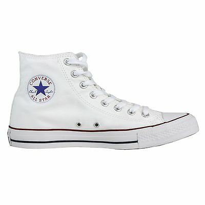 Converse Chuck Taylor All Star High Top Shoes Optic White Men's 12/ Women's 14