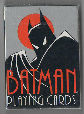 Sealed Deck of Batman Playing Cards by USPCC.