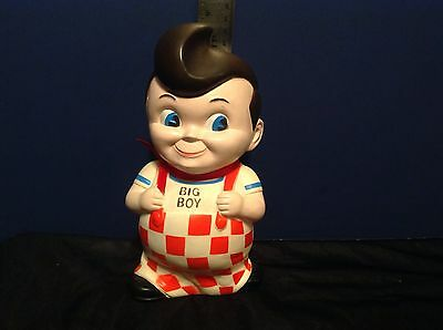 Vintage Big Boy Bank