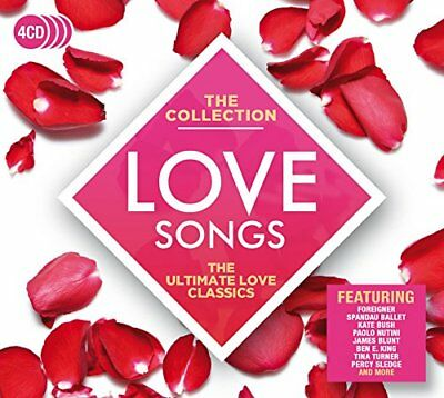 Love Songs: The Collection - Autori Vari - Autori Vari - Audio CD (G7W)