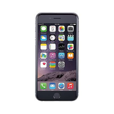 Apple iPhone 6 16GB Factory Unlocked GSM 4G LTE Smartphone Space Gray (Certif...