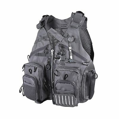 Maxcatch Fly Fishing Vest with Accessories