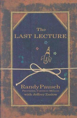 The Last Lecture by Randy Pausch 9780340977736 (Paperback, 2008)
