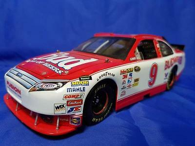 2010 Kasey Kahne #9 Budweiser Retro Throwback 1:24th Ford Fusion NASCAR