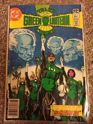 Tales of The Greeen Lantern Corps Vol. 1 DC Comic (May 1981)