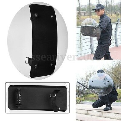 Cosplay Super 3.5mm Thickness Round Anti-Riot Shield Security Tool For Policeman