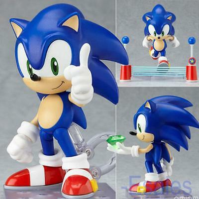 Sonic the Hedgehog PVC Figure Action Toy Model Cute Cosplay Collection Gift 4''