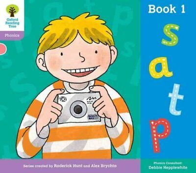 Oxford Reading Tree: Level 1+: Floppy's Phonics: Sounds and Letters: Book 1...