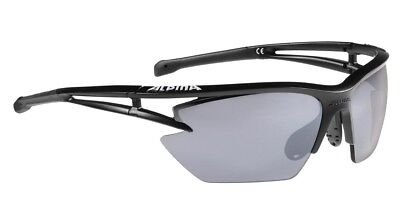 Alpina Sportbrille EYE-5 HR S CM+ - black matt