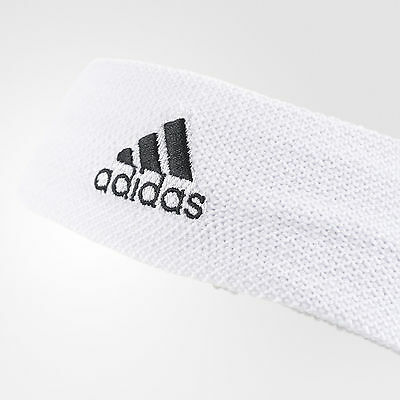 Adidas Ten Tennis Headband S97911 White/black - Mens Womens One Size 119599