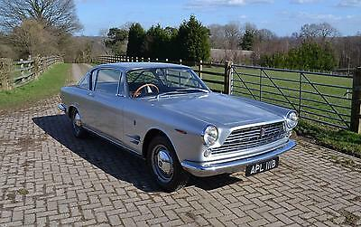 1964 Fiat 2300S Coupe