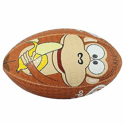 Optimum MINI Size Monkey Rugby Ball - 17cm (119555)