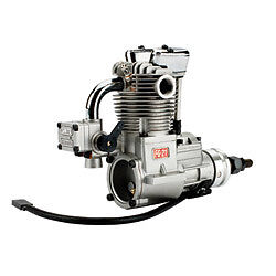 Saito Engines EG21 FG-21(1.26) 4-Stroke Gas Engine (BN)