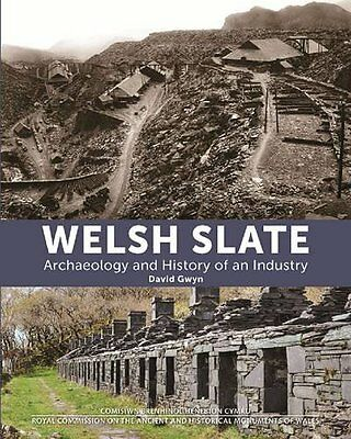 Welsh Slate: Archaeology and History of an Industry By  David Gwyn
