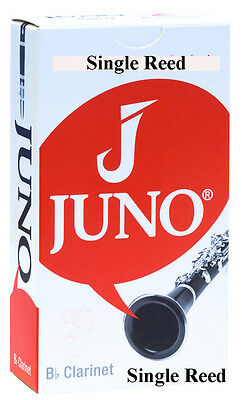 Juno Bb Clarinet Reed by Vandoren Single Reed 1.5 2 2.5 3  Free Delivery
