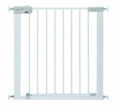 Safety 1st Simply-Close Pressure Easy Fit Metal Stair Gate Baby simply Extending