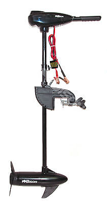 Bison 100 Ft/lb Electric Outboard Motor