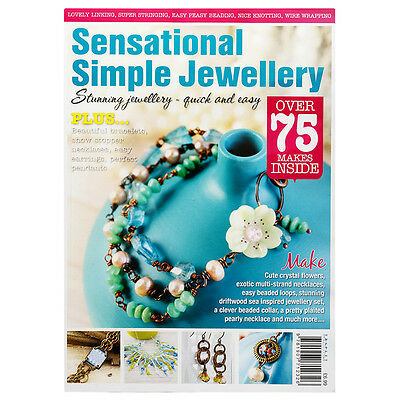 Sensational Simple Jewellery Magazine (98 Pages) (D24/3)