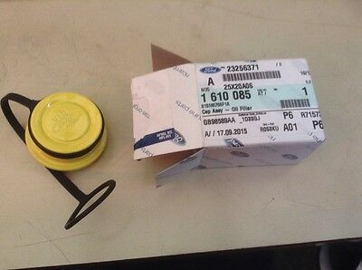 escort rs turbo genuine ford cvh oil filler cap new boxed series 1 & series 2
