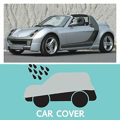 Quality Car Cover Fits Smart Car Roadster 2003 to 2006