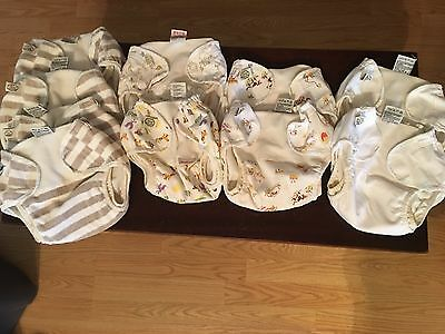 Imse Vimse Organic Cloth Diaper Covers Large
