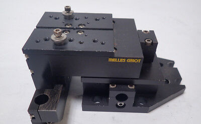 Melles Griot 17Amb503/r 3-Axis Stage