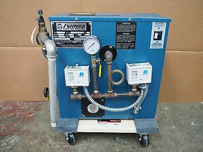 Sussman Electric Boiler Model Mba20 - Power Voltage 208 Vac