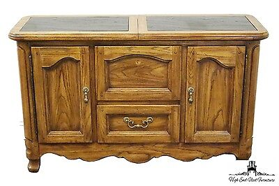 THOMASVILLE Vineyard Collection Country French 54″ Slide Top Server / Buffet ...
