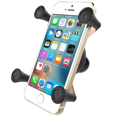 Ram Mount RAM-HOL-UN7BU Universal X-Grip Meduim iPhone Smartphone Cradle Holder