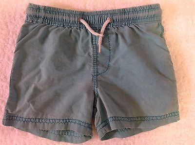 Cotton On Designer Girl Size or Boy Size 2 Green Shorts