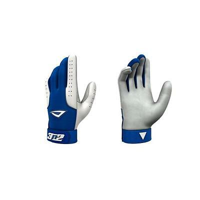3N2 3810-0206-YM Pro Gloves, Royal And White Young Medium