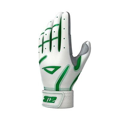 3N2 3820-0615-XXL Pro Vice 1 White & Green, 2 Extra Large