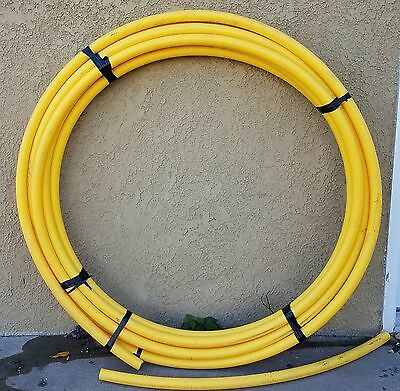 """1-1/4"""" IPS Underground PE Gas Pipe Approx 100ft"""