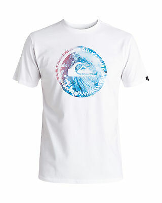 NEW QUIKSILVER™  Mens Active surf Logo T Shirt Tee Tops