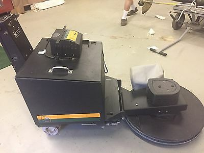"""Used NSS Charger 27"""" battery powered floor burnisher"""