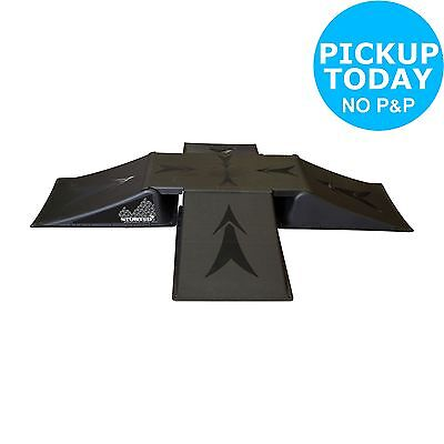 Stunted 4 Way Mini Ramp and Bridge.  From the Official Argos Shop on ebay