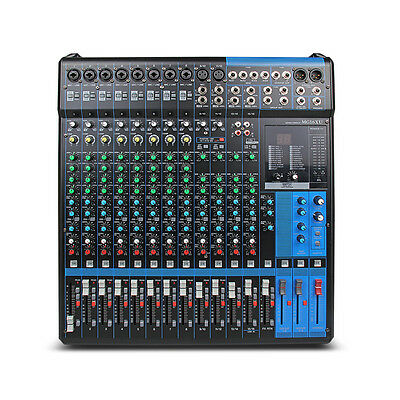 Yamaha mgp16x 16 channel premium mixing console aud 621 for Yamaha sound console