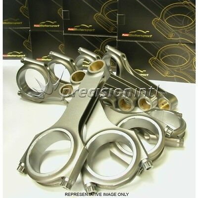 Precision Motorsport XR6-6054H FORD BA -T 4.0 H-BEAM CONRODS 3/8 ARP2000 BOLTS 6