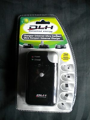 Chargeur universel DLH ultra compact
