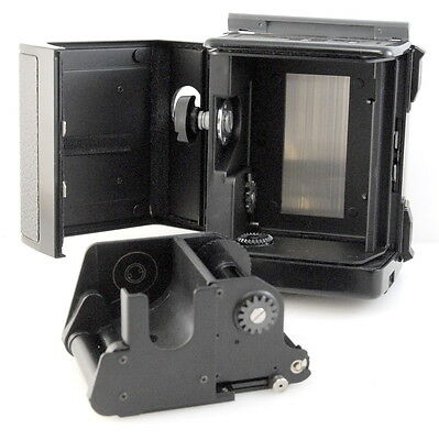 Bronica ETRS 135 W Panoramic Film back for 35mm Film 24x54mm