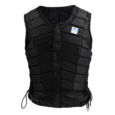 EVA Equestrian Horse Riding Vest Safety Protective Body Back Protector Waistcoat