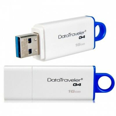 Kingston 16GB DataTraveler 50 USB 3.1 Flash Pen Drive Memory Stick